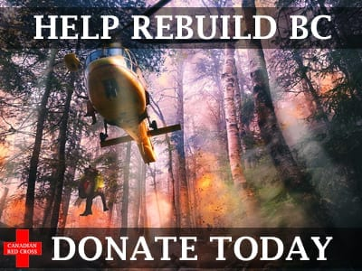 Canadian Red Cross - BC Wildfire Relief