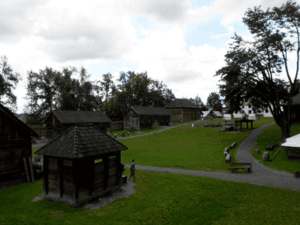 Fort Langley Historic Site - Langley BC